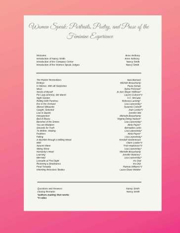 Women Speak Program_Page_2